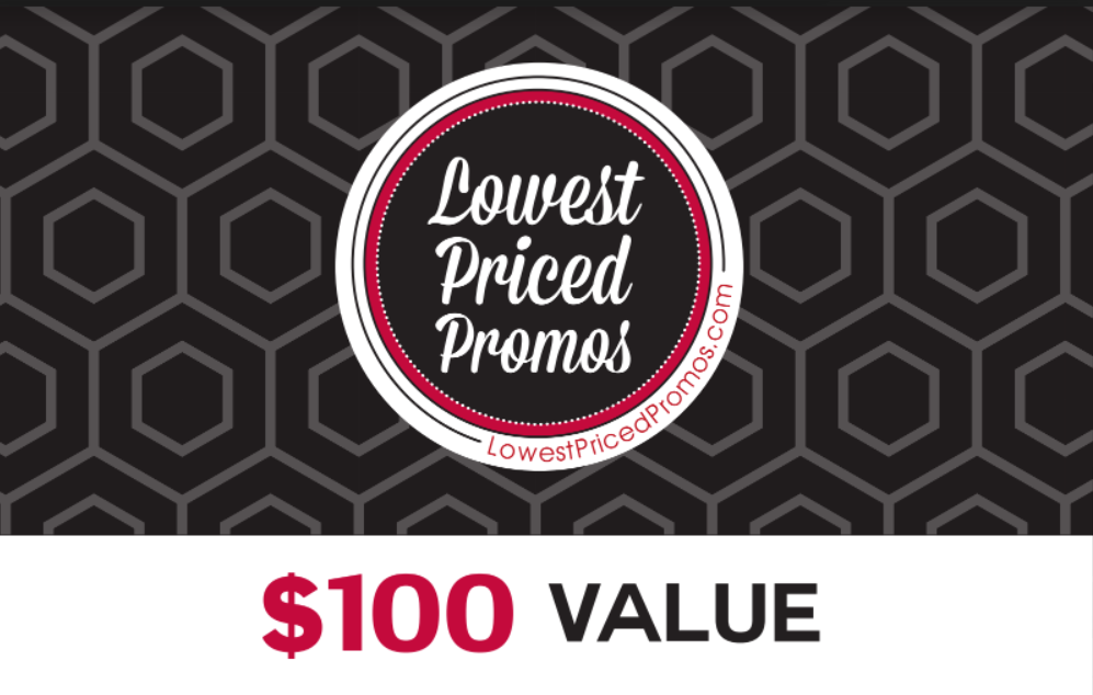 Lowest Priced Promos Gift Card